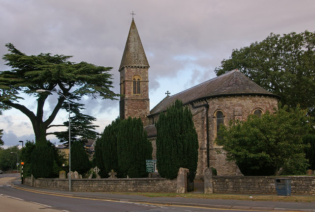 St Paul's Church, Barton