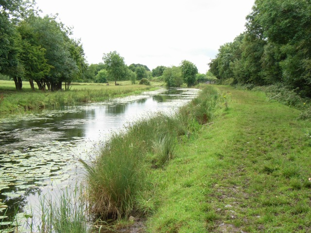 Royal Canal west of Enfield, Co. Meath.