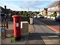 SZ0492 : Parkstone: postbox № BH12 44, Livingstone Road by Chris Downer