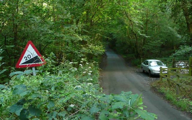 Cob Lane - Steep Hill 20%