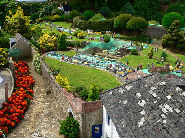 Model Village