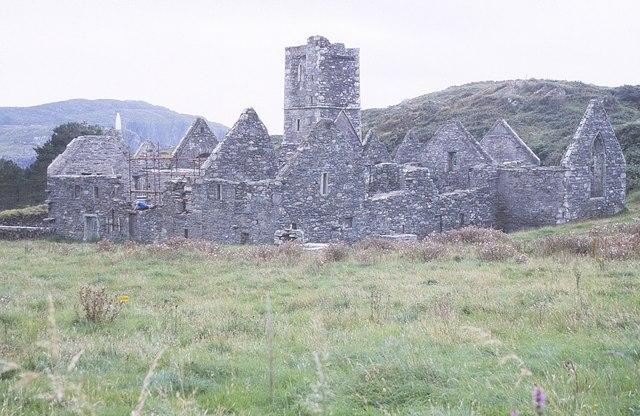 Sherkin Island: The Franciscan Friary