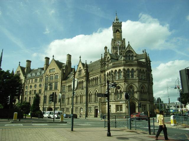 Town Hall, Bradford