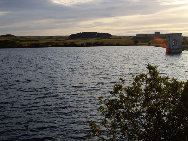 Picketlaw Reservoir