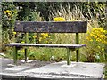 SJ9994 : Winslow Avenue Bench by Gerald England