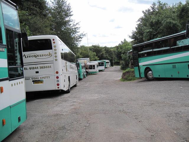Arrowebrook Bus Depot