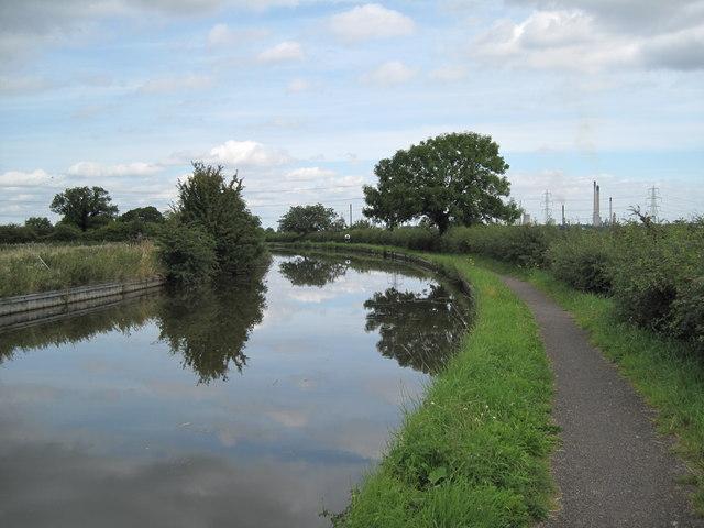 Shropshire Union Canal near Stoak