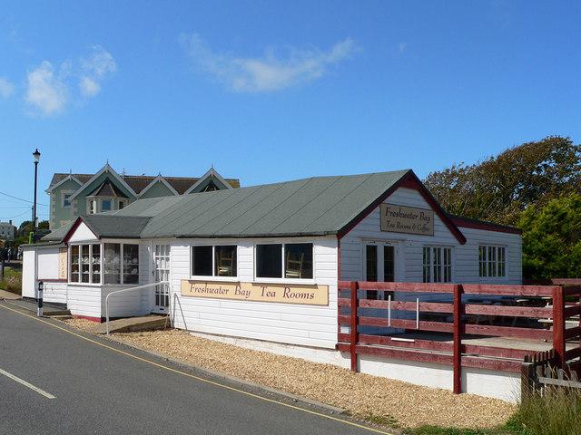 Freshwater Bay Tearoom