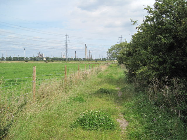 Footpath to Thornton-le-Moors