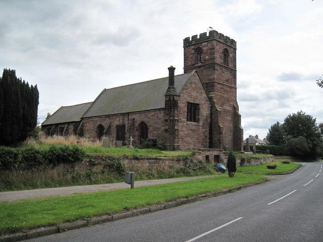 St. Mary's Church, Thornton-le-Moors