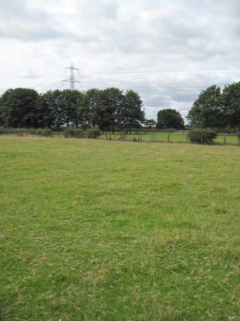 View of Footpath to Thornton-le-Moors