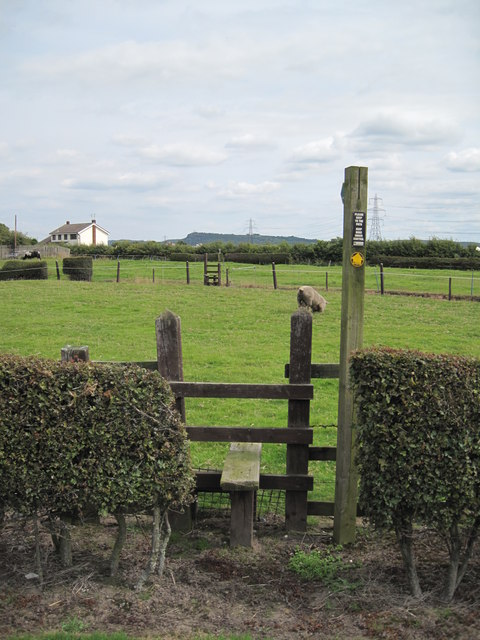Short-cut Footpath