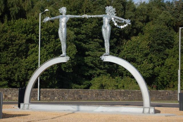 Roundabout  Art (4)