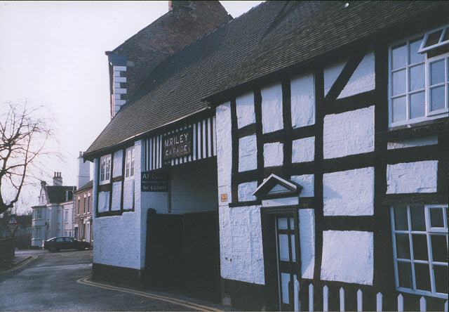 Riley's Garage, Barker Street, Nantwich