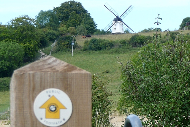 Towards Cobstone Mill