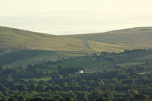 Tafarn y Bwlch from Eglwyswrw