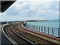 SZ5993 : Ryde Pier Railway by John Webber