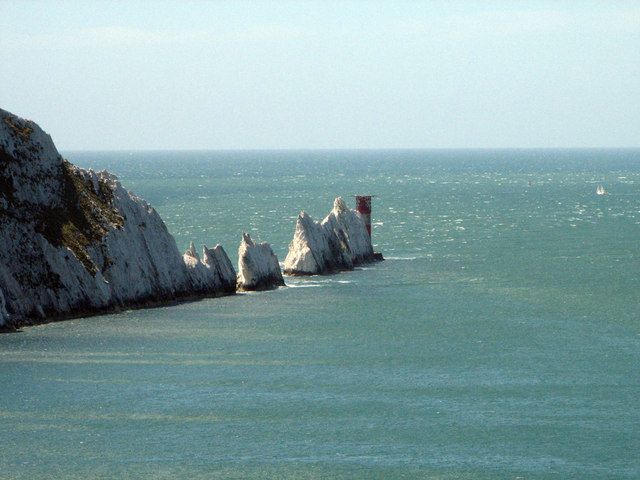 The Needles and Cliffs