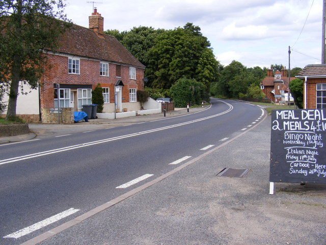 A12 Main Road, Little Glemham