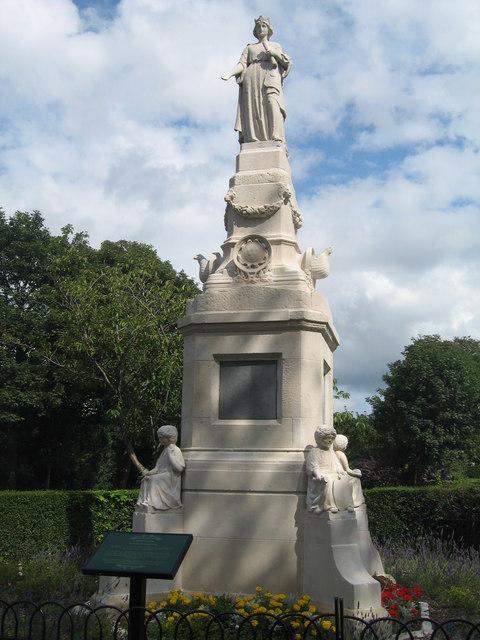 The Poulsom Memorial, Derby Park