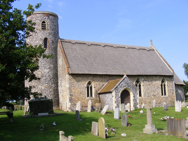 St.Edmund's Church, Fritton