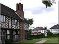 SP1386 : Blakesley Hall and Blakesley Road, Yardley, Birmingham by Robin Stott