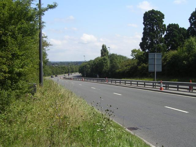 A4174 road