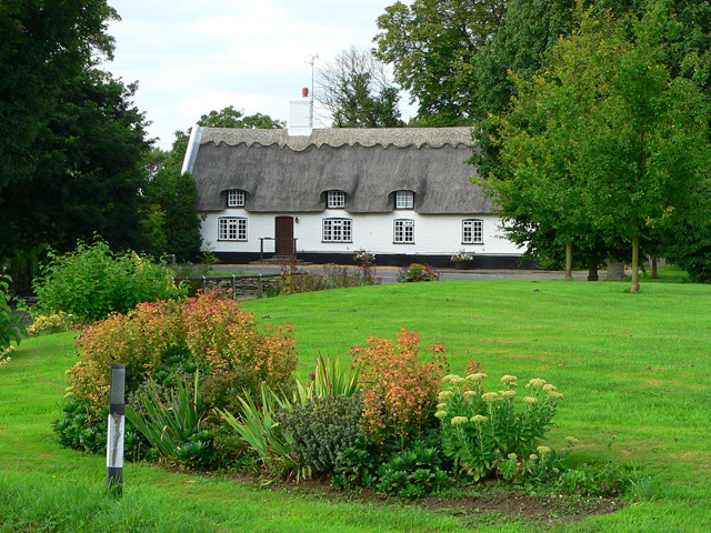 Three Horseshoes Cottage