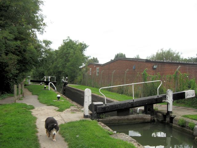 Aylesbury Arm: Lock No 15