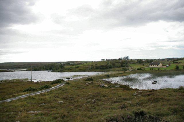 Causeway to Oileán Traorach