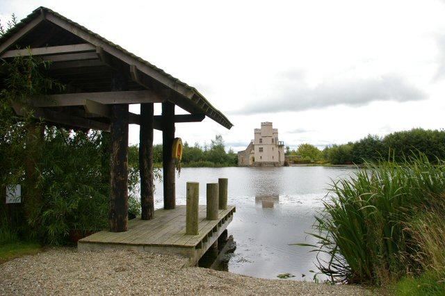 Lake at Oakfield House