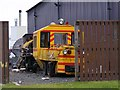 NS5565 : Subway maintenance vehicle by Thomas Nugent