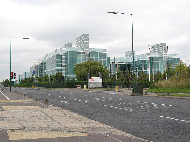 Glaxo Smith Kline research unit, Harlow
