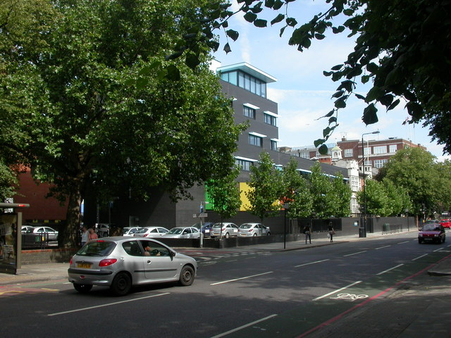 Camberwell, Sunshine House