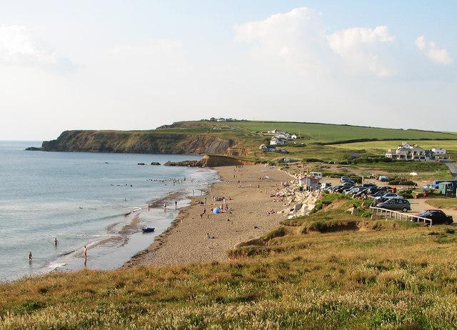 Widemouth Sand and Lower Longbeak