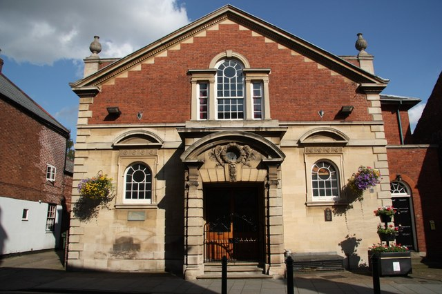 County Assembly Rooms 169 Richard Croft Geograph Britain
