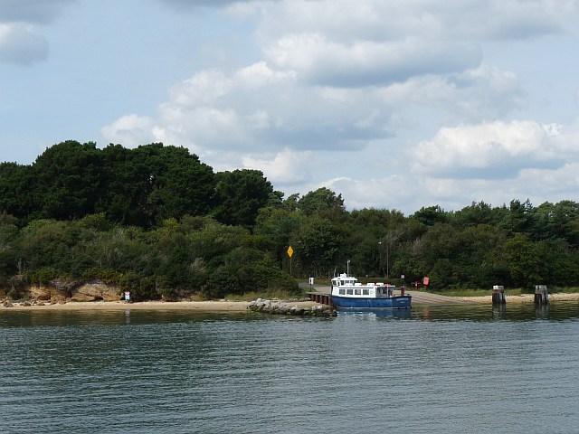 Furzey Island House