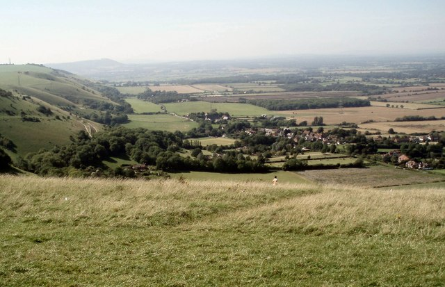 View north from Devils Dyke