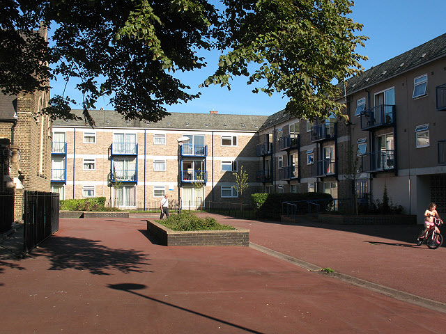 Thorburn Square, Bermondsey