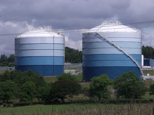 Natural Gas Storage Tank For Home