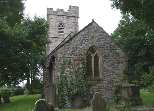 St Cadwaladr's Church, Bishton
