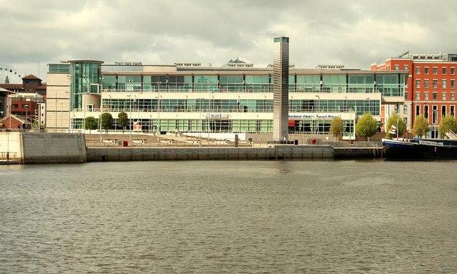 Lanyon Quay, Belfast