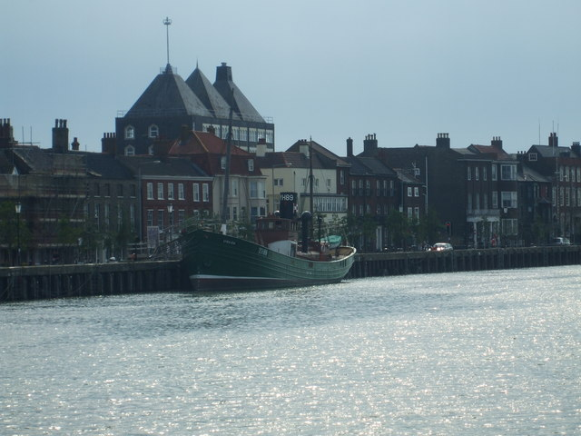 Lydia Eva at Great Yarmouth