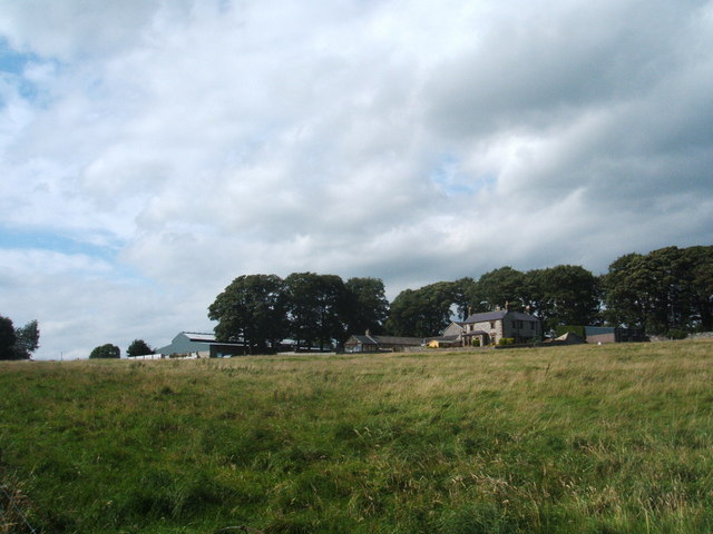New Close Farm, Over Haddon