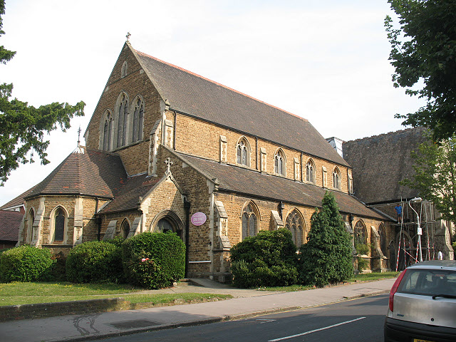 St Paul's church, Thornton Heath