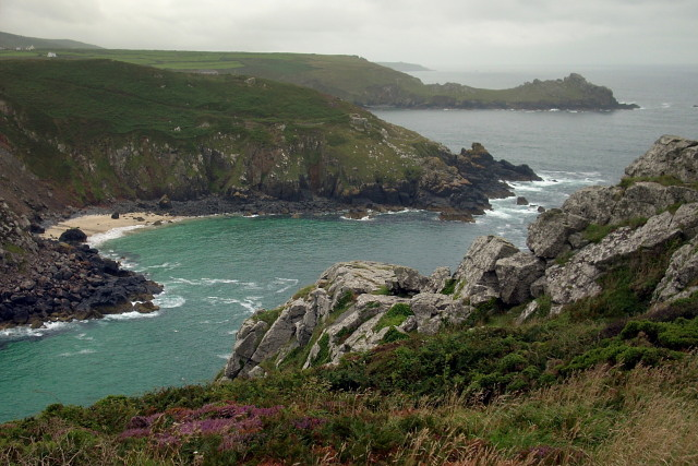 Coastline west of Zennor Head