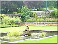 NT0887 : Formal Garden, Pittencrieff Park by Colin Smith