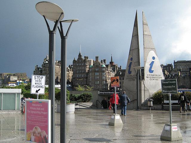 Edinburgh Fringe - Signspotting project