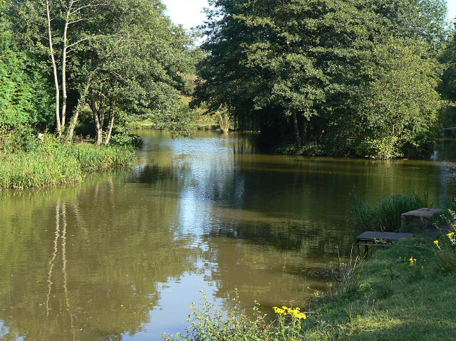 private fishing pond alan murray rust cc by sa 2 0