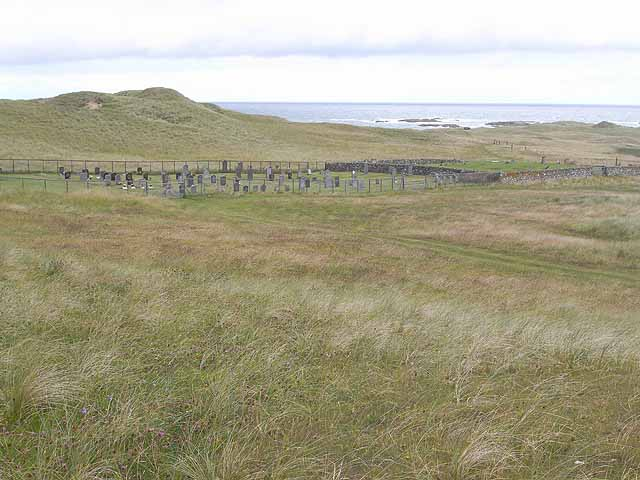 Isle of Coll Burial Ground